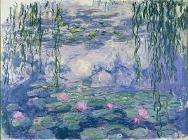 Water Lilies9, 1914-1926